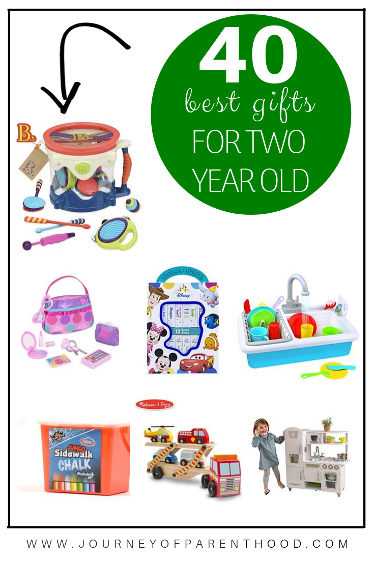 Two Year Old Gift Guide – The Best Toys for 2 Year Old