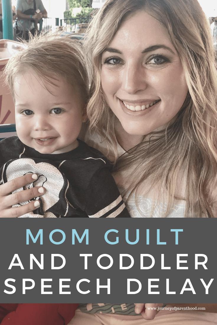Is My Child's Speech Delay My Fault? : Battling Mom Guilt