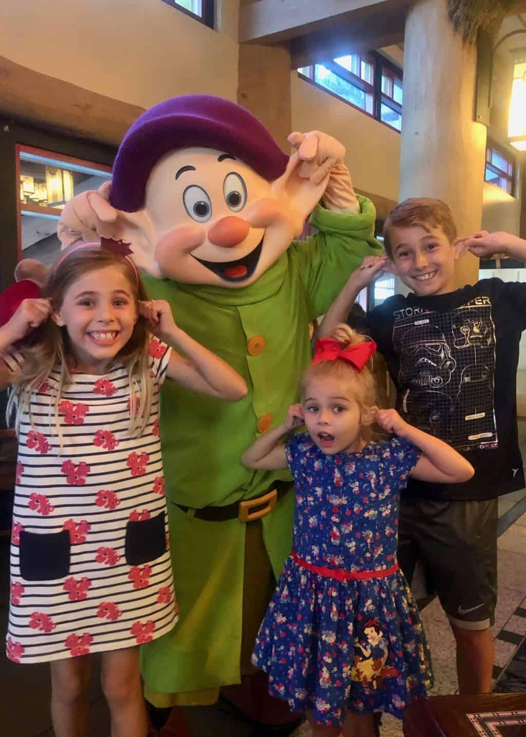 Mommy and Big Kids Disney Weekend  Part II – September 2019