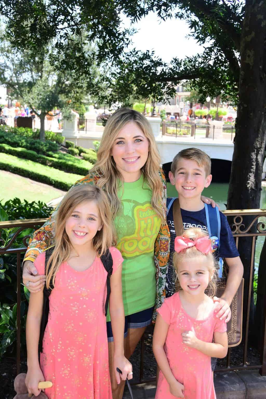 Mommy and Big Kids Disney Weekend – September 2019