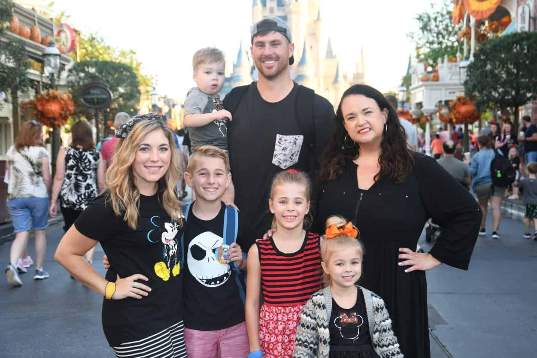 Auntie Katie Disney Trip – Magic Kingdom and Trattoria al Forno