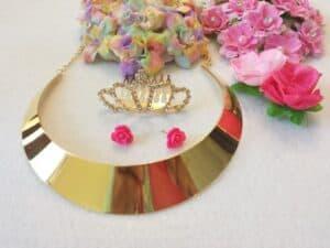 Aurora necklace set