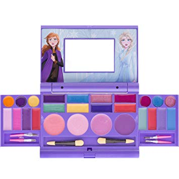 Beauty Makeover Compact with Mirror for Girls