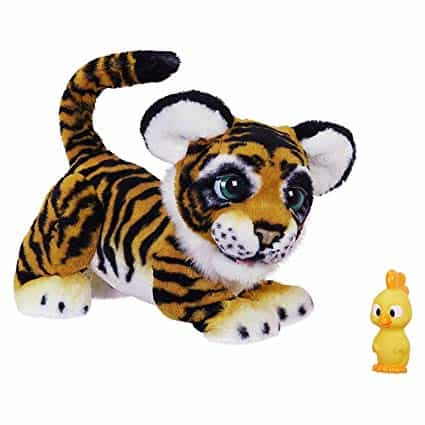 FurReal Roarin Tyler, the Playful Tiger