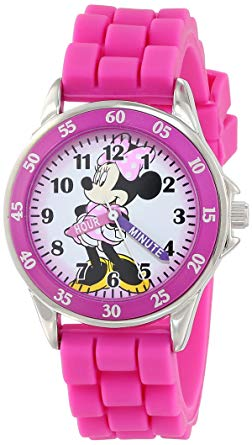 Minnie Mouse Kids' Watch