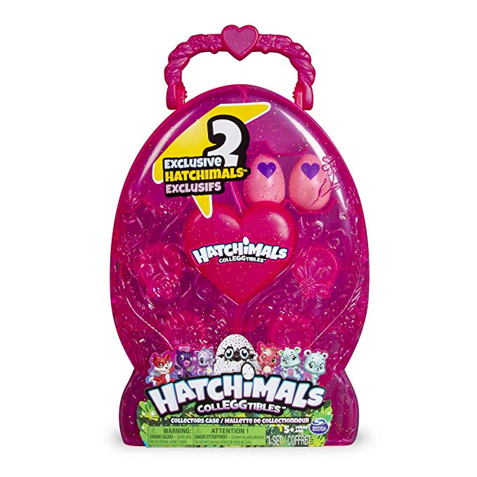 Hatchimals CollEGGtibles Collector Case