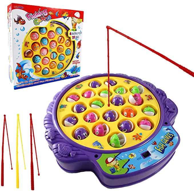 Fishing Game Toy Set