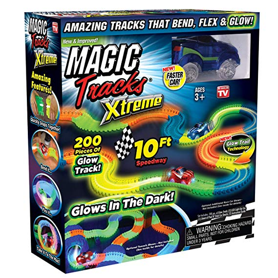 Magic Tracks Xtreme