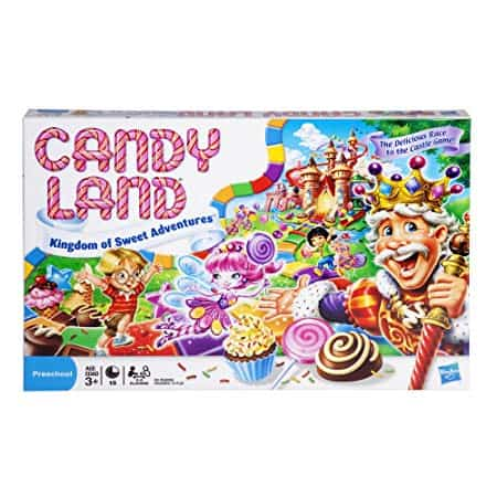 Candy Land Kingdom Of Sweet Adventures Board Game