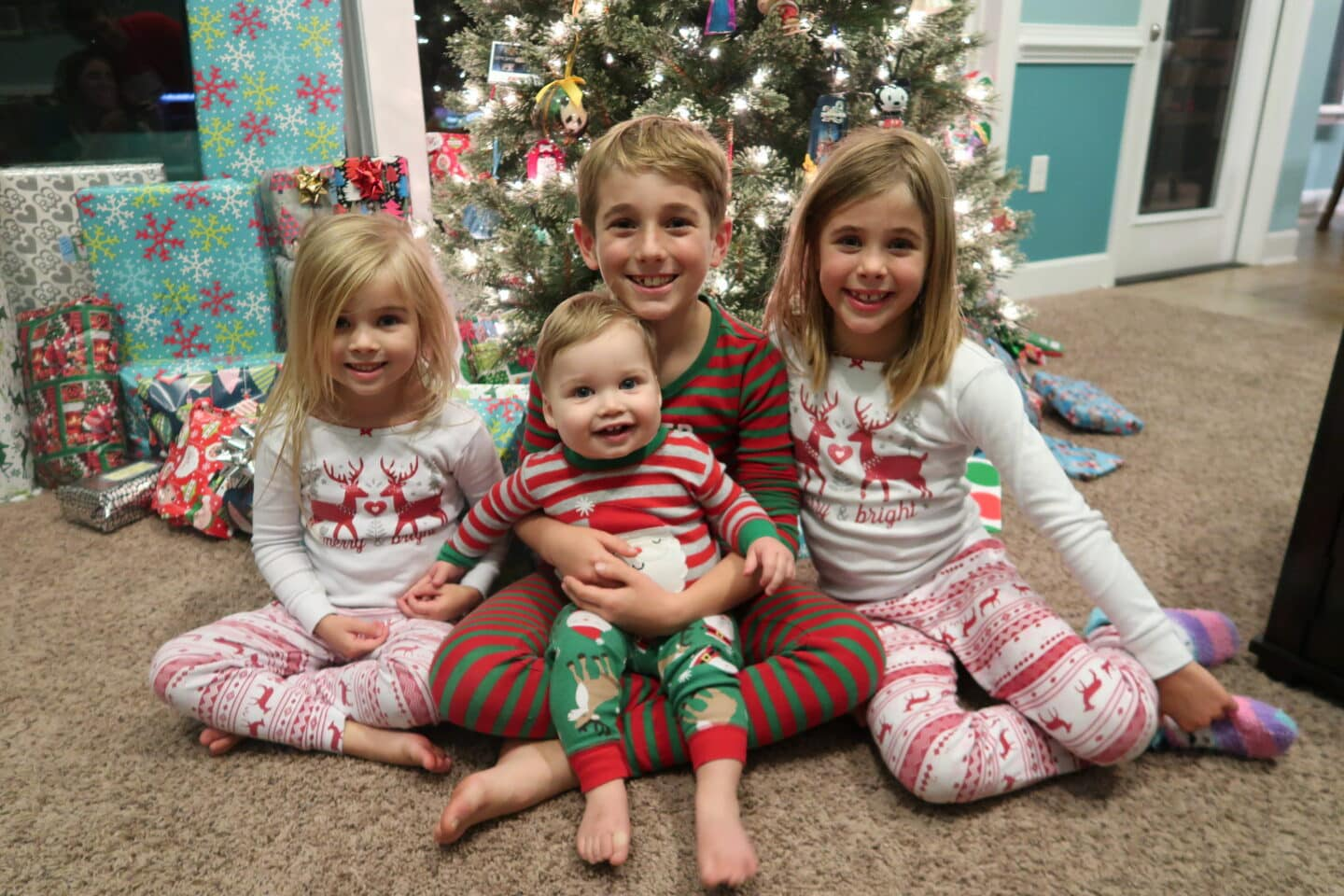 fun family traditions - christmas