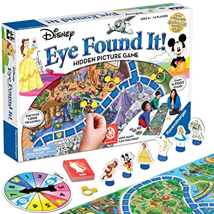 Eye Found It Board Game