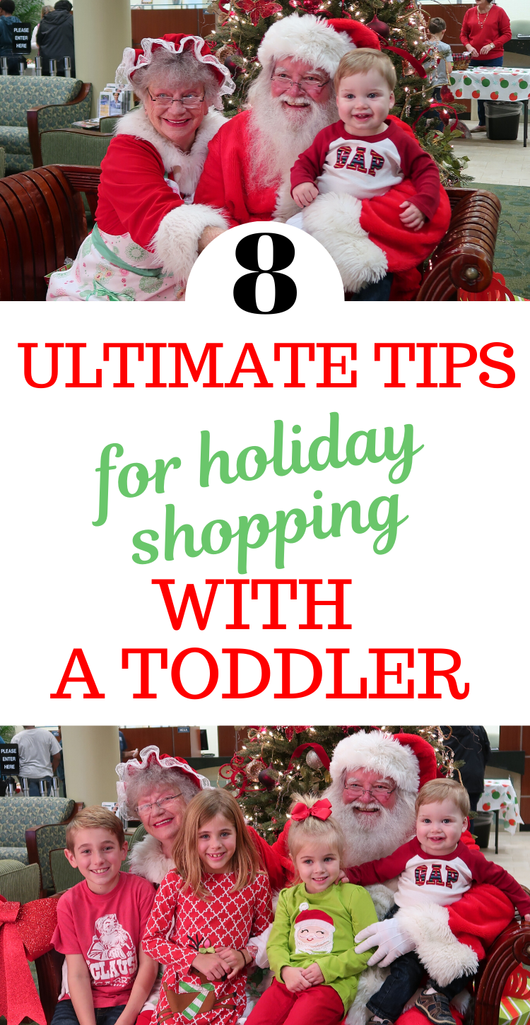 holiday shopping tips with toddlers the ultimate guide
