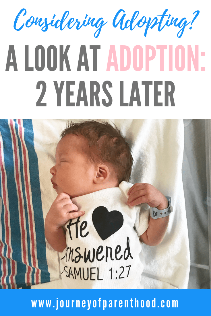 Our Adoption Journey: 2 Years Later