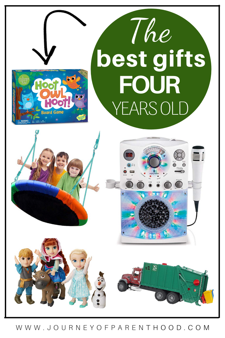four year old gift guide - the best toys for 4 year old