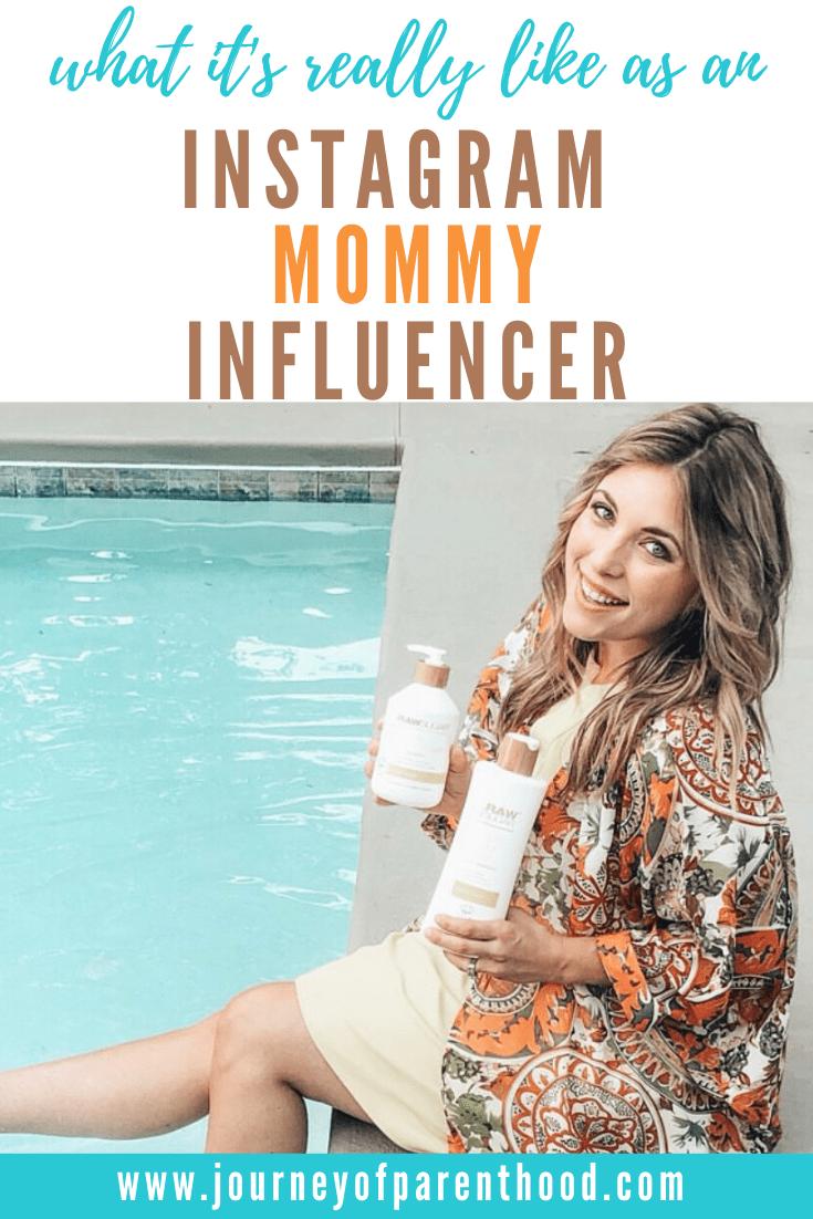 instagram mommy influencer