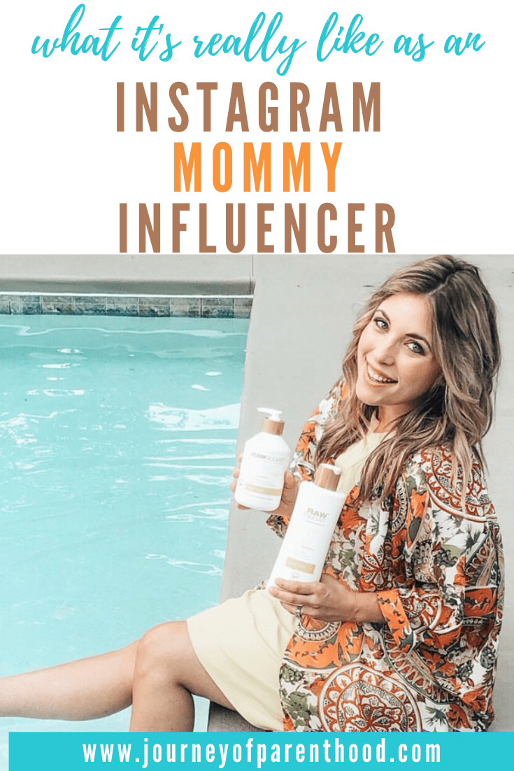 What It's Really Like As An Instagram Mommy Influencer