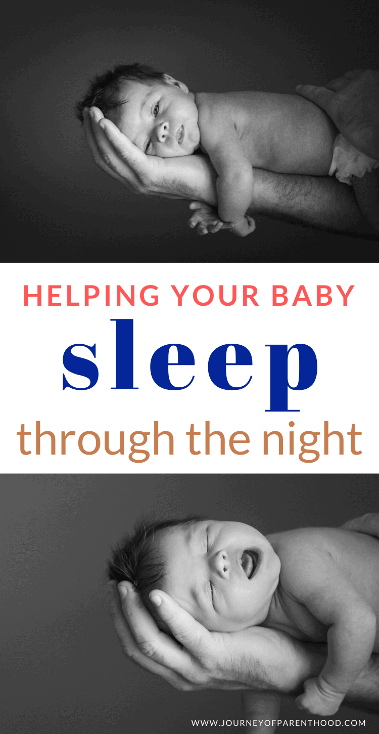 helping you baby sleep through the night
