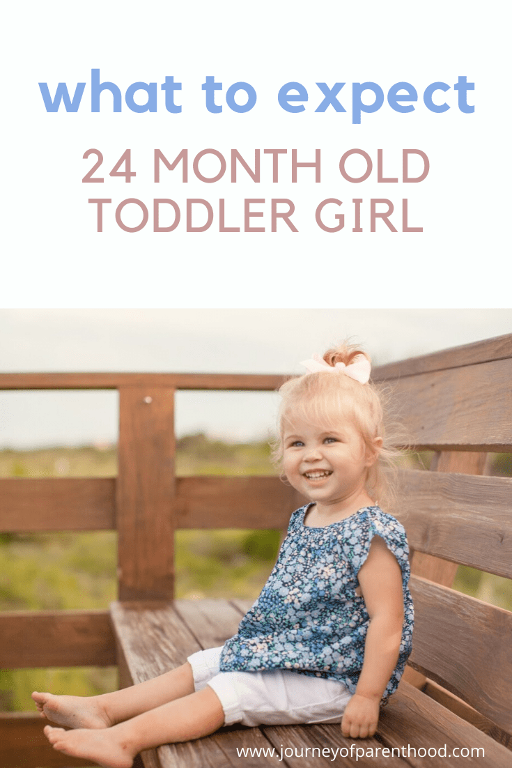 what to expect 24 month old toddler girl