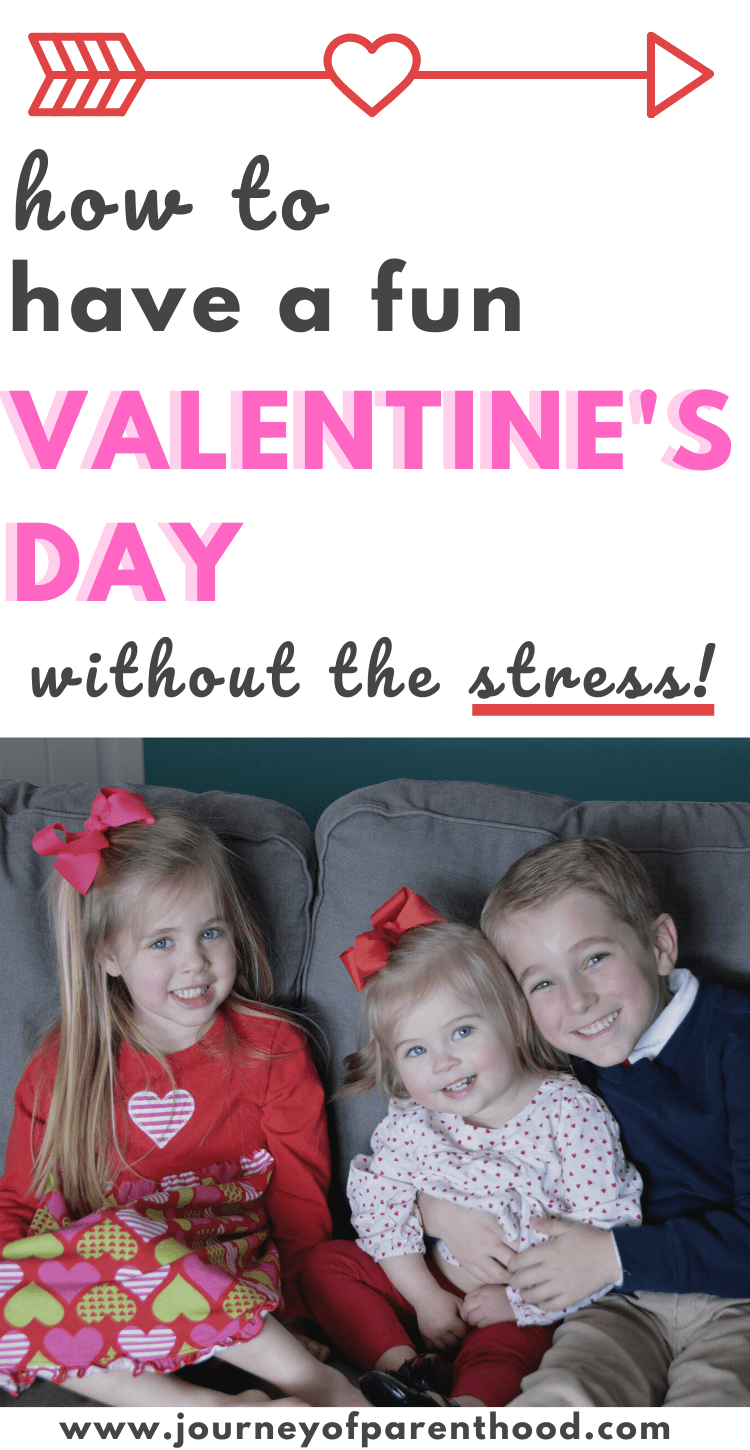 how to have a fun Valentine's Day without the stress