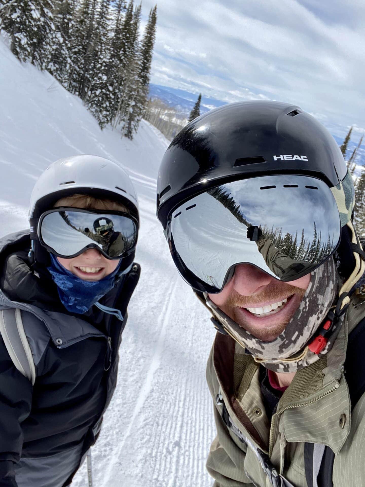 Zach and Kye Ski Trip – Steamboat, Colorado