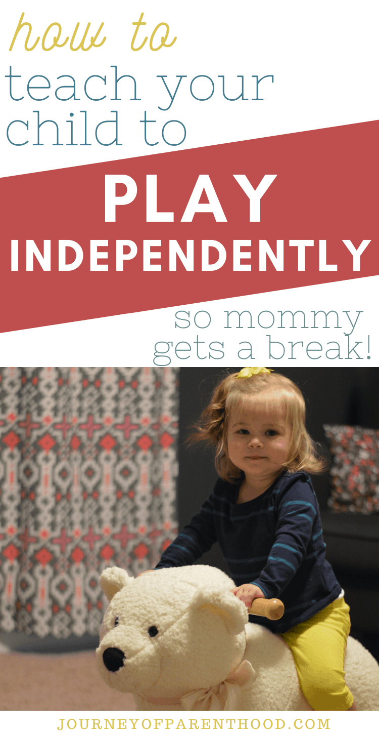 independent playtime : a simple how to guide
