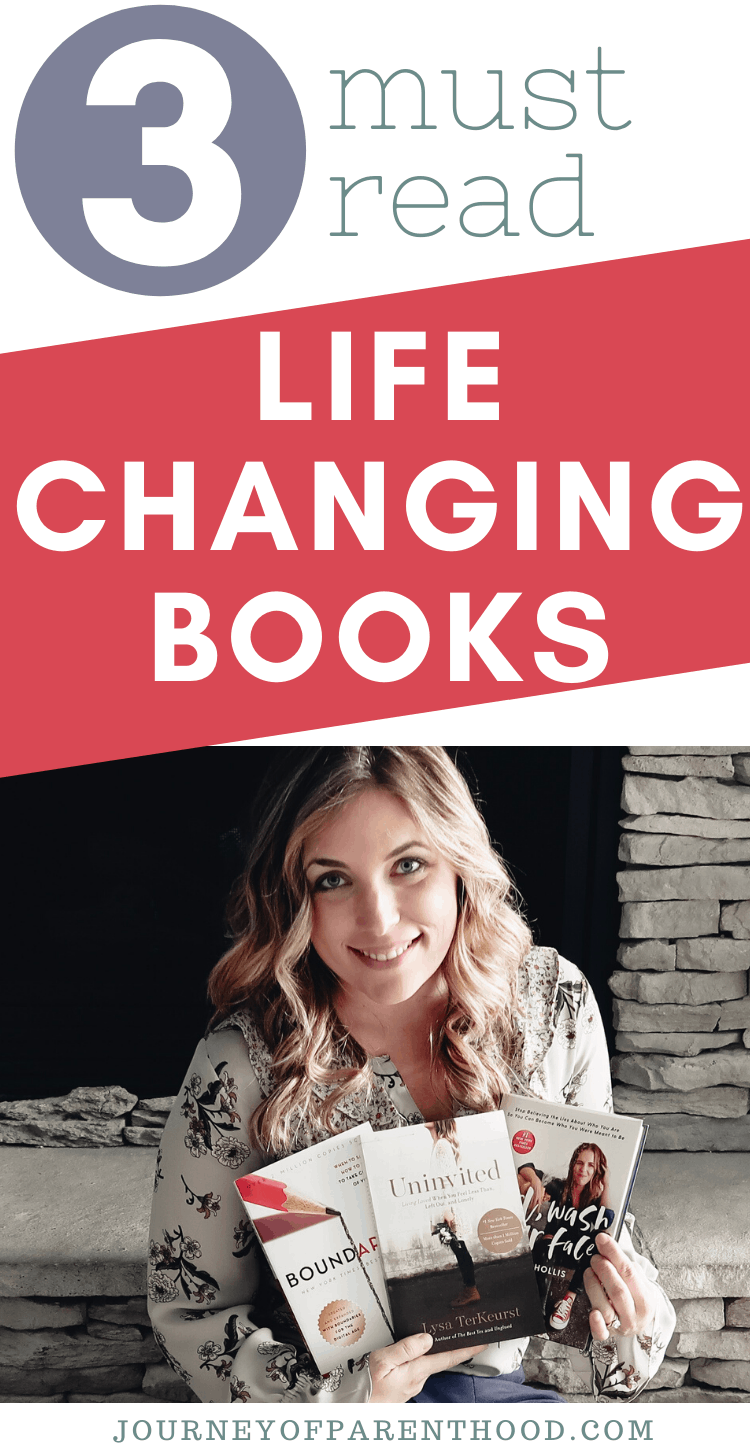 3 must read life changing books for women