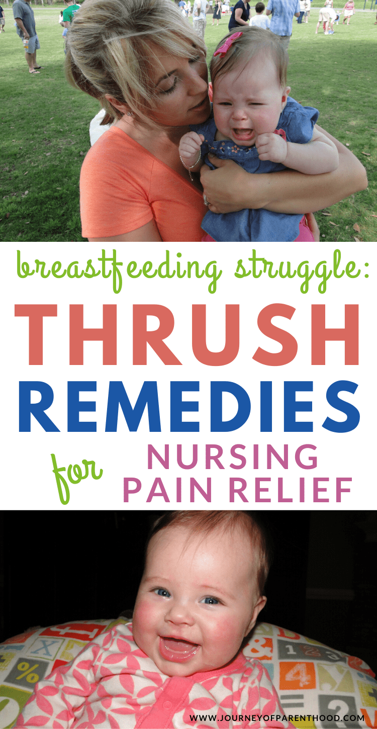 breastfeeding struggle thrush remedies for nursing pain relief how to cure thrush