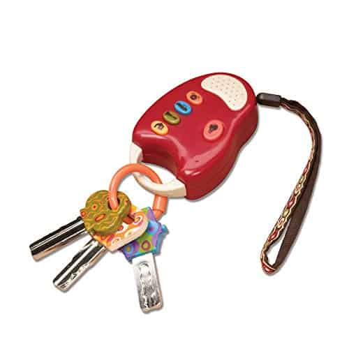 Toy Keys for Toddlers and Babies