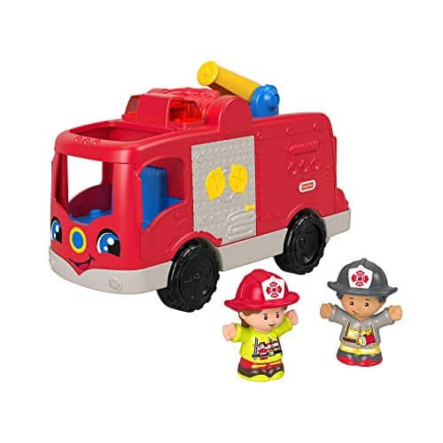 Fisher-Price Little People, Helping Others Fire Truck