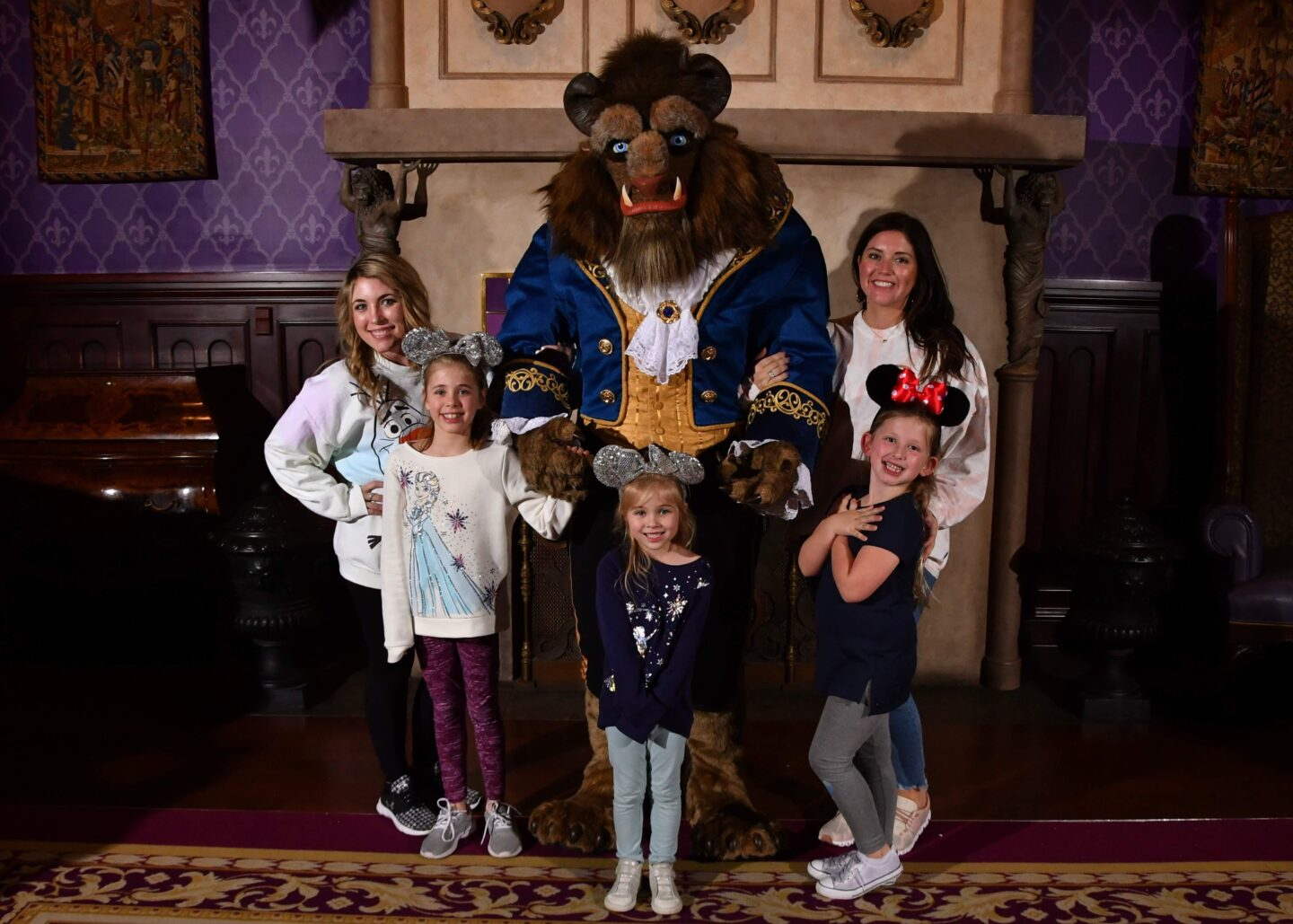 Moms and Daughters Weekend at Disney – Feb 2020