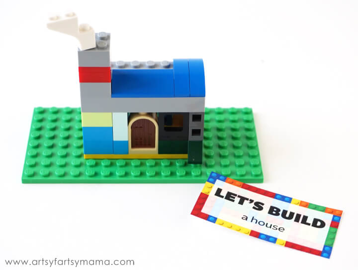 Encourage Kids to #KeepBuilding with LEGO®