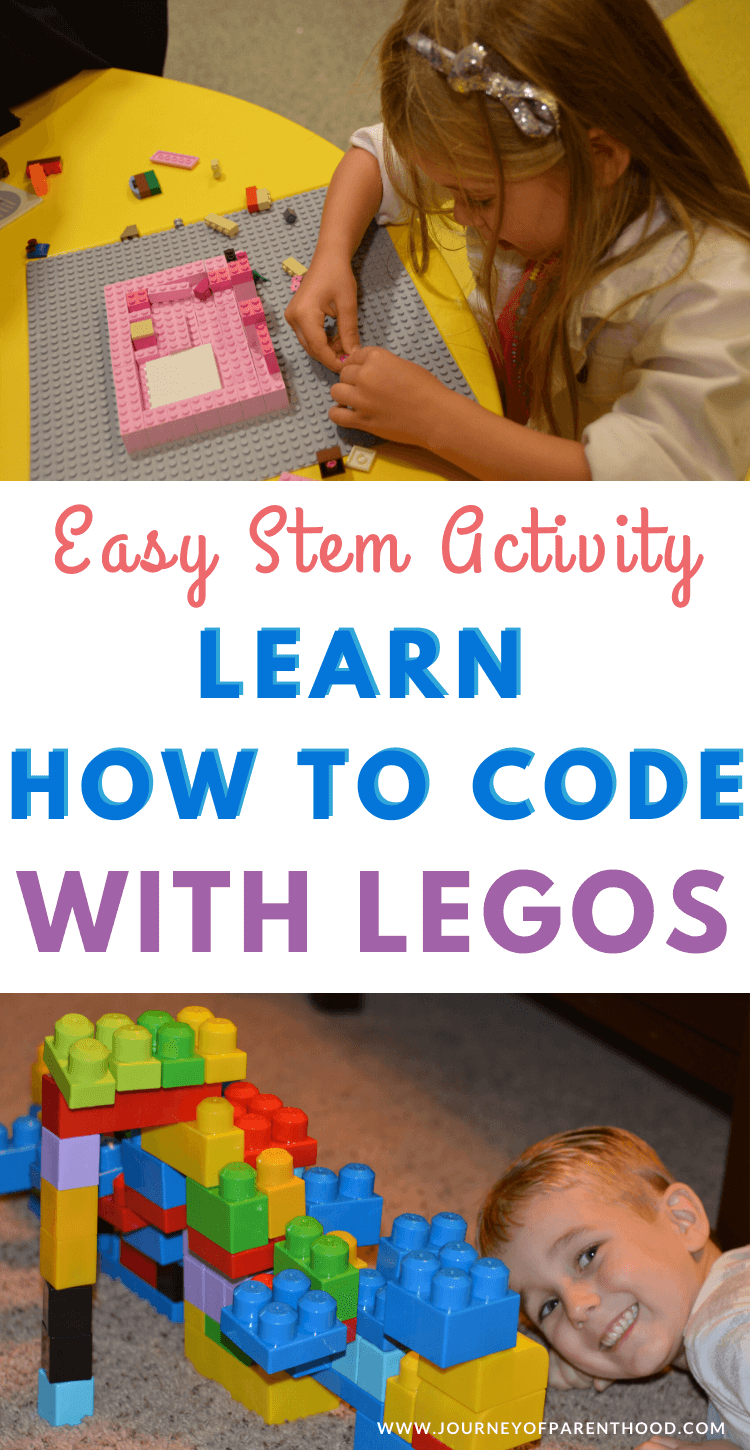 learning basic coding concepts with legos