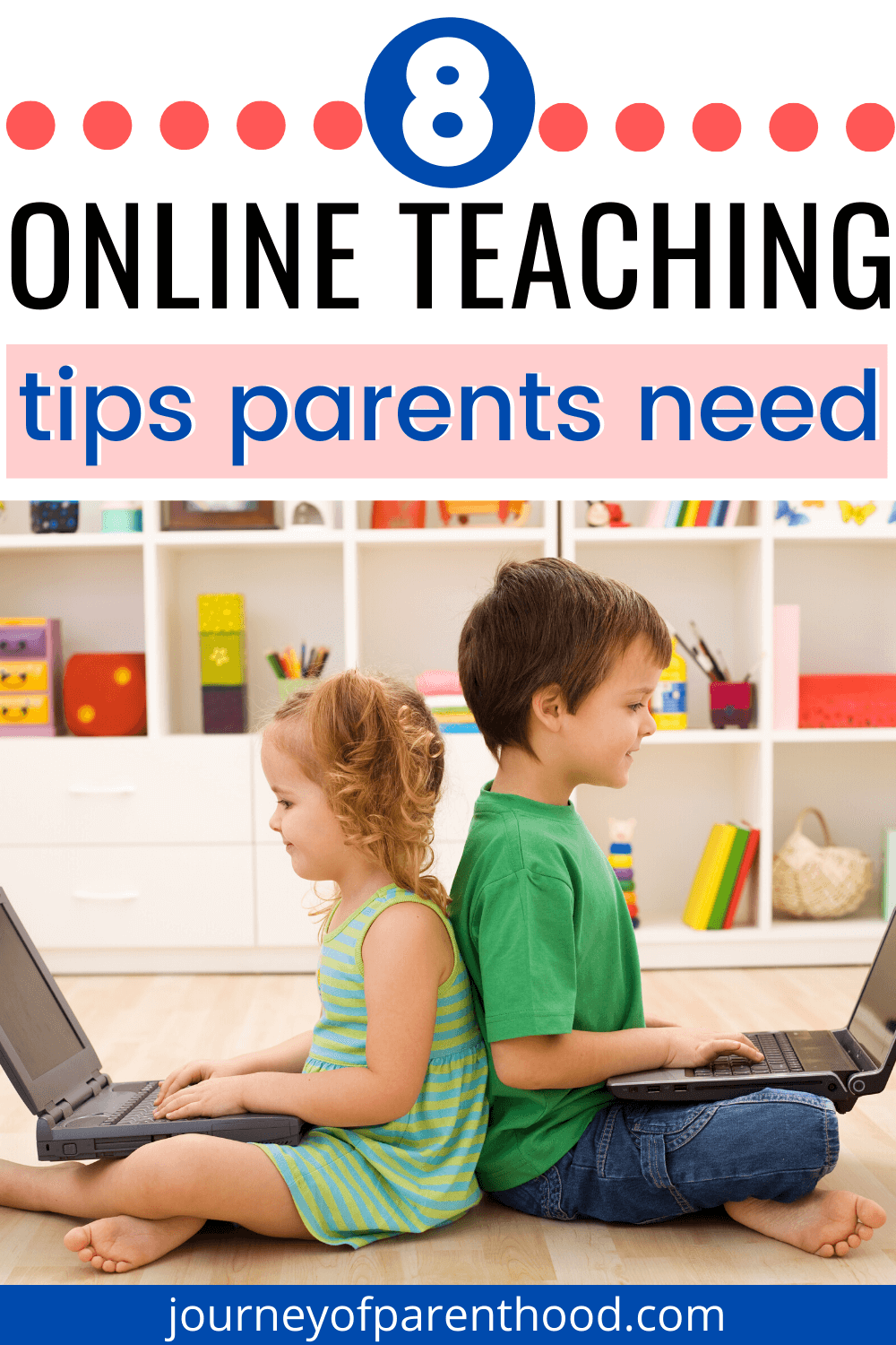 8 online teaching tips parents need
