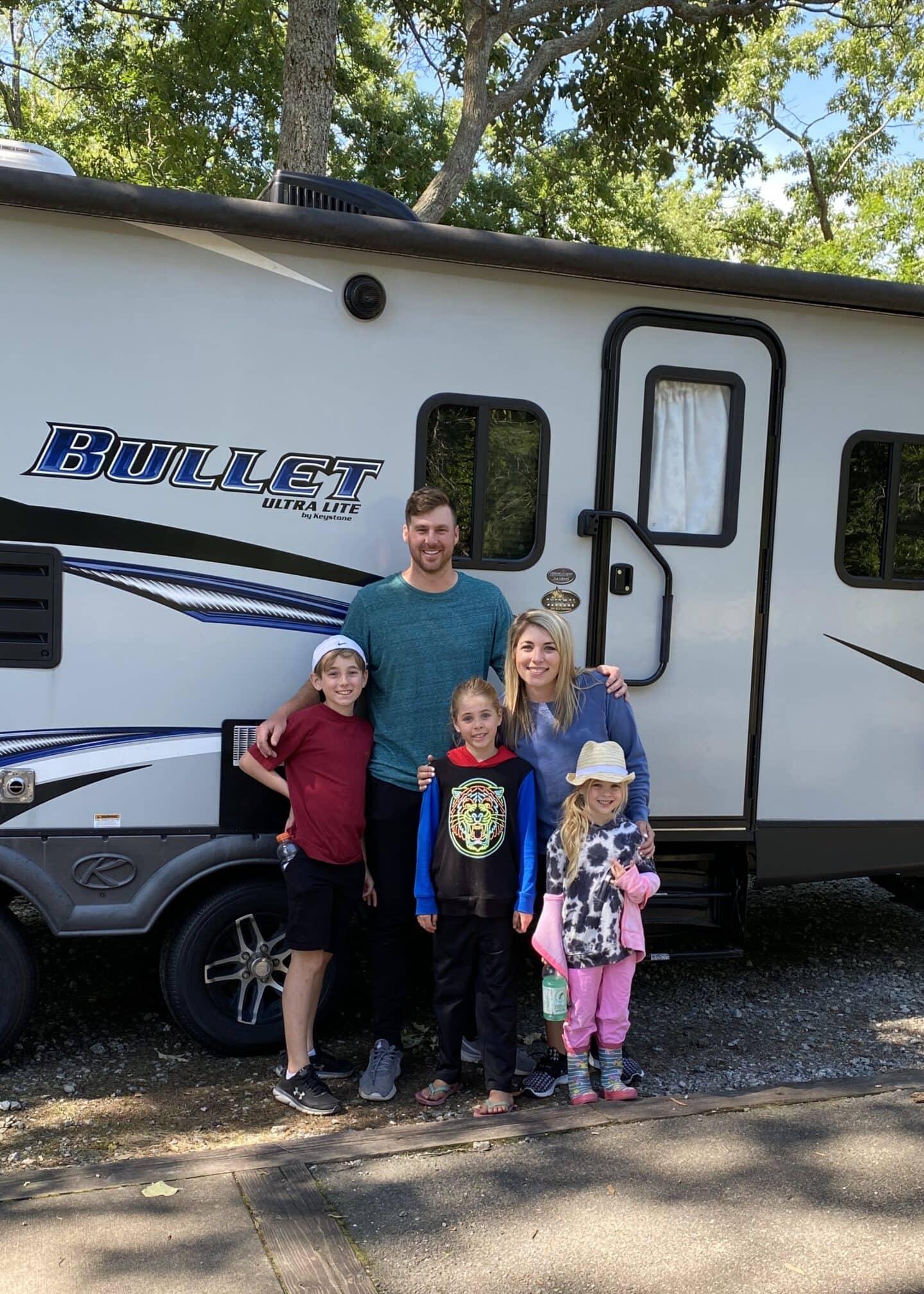 Camping Weekend – April 2020