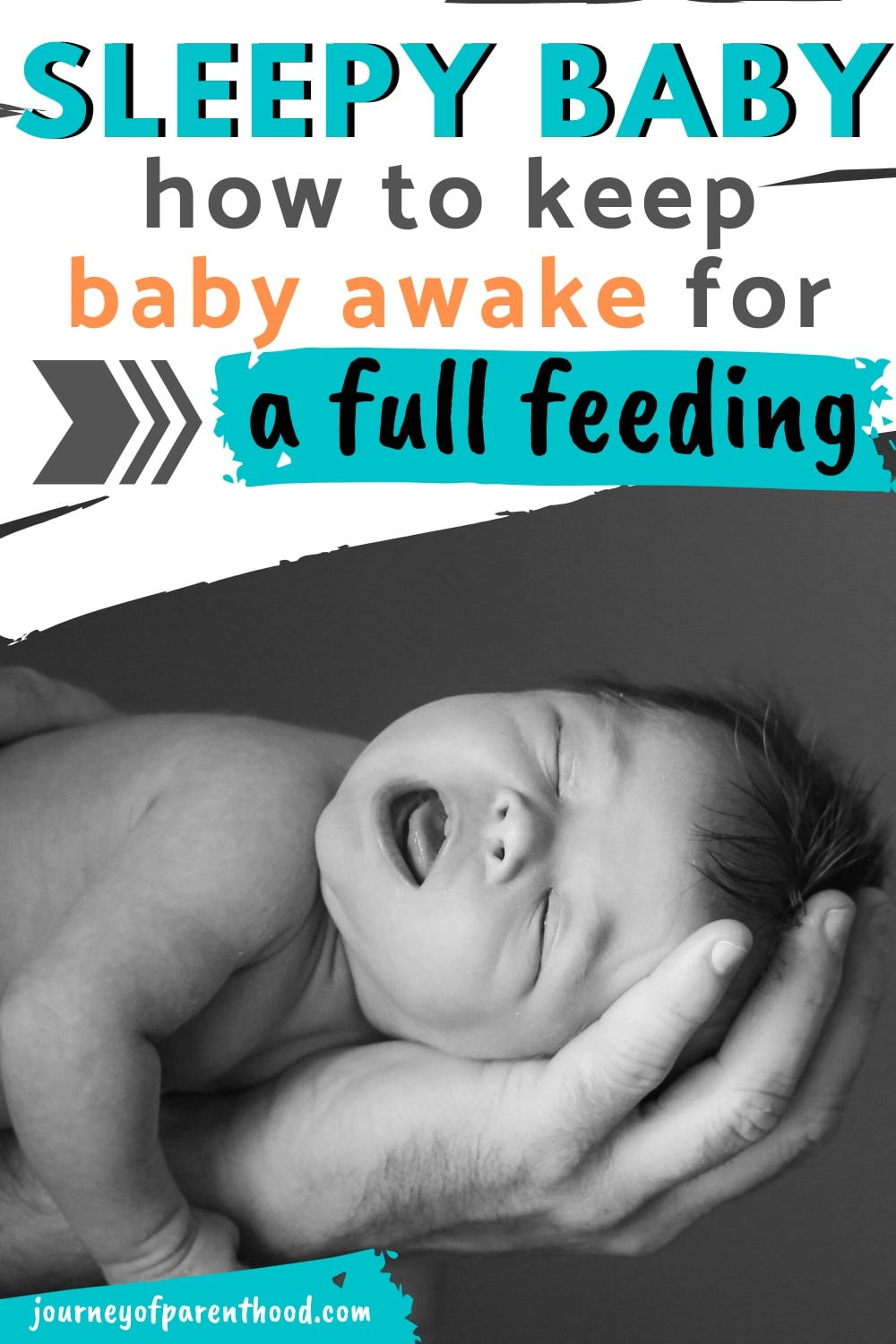 Keeping a Sleepy Newborn Awake for Feedings: How to Make Baby Stay Awhile While Breastfeeding
