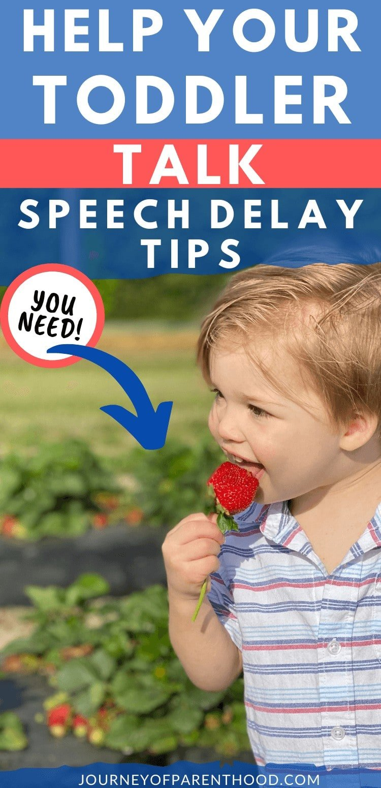 Tips From Speech Therapy: Encouraging a Speech Delayed ...
