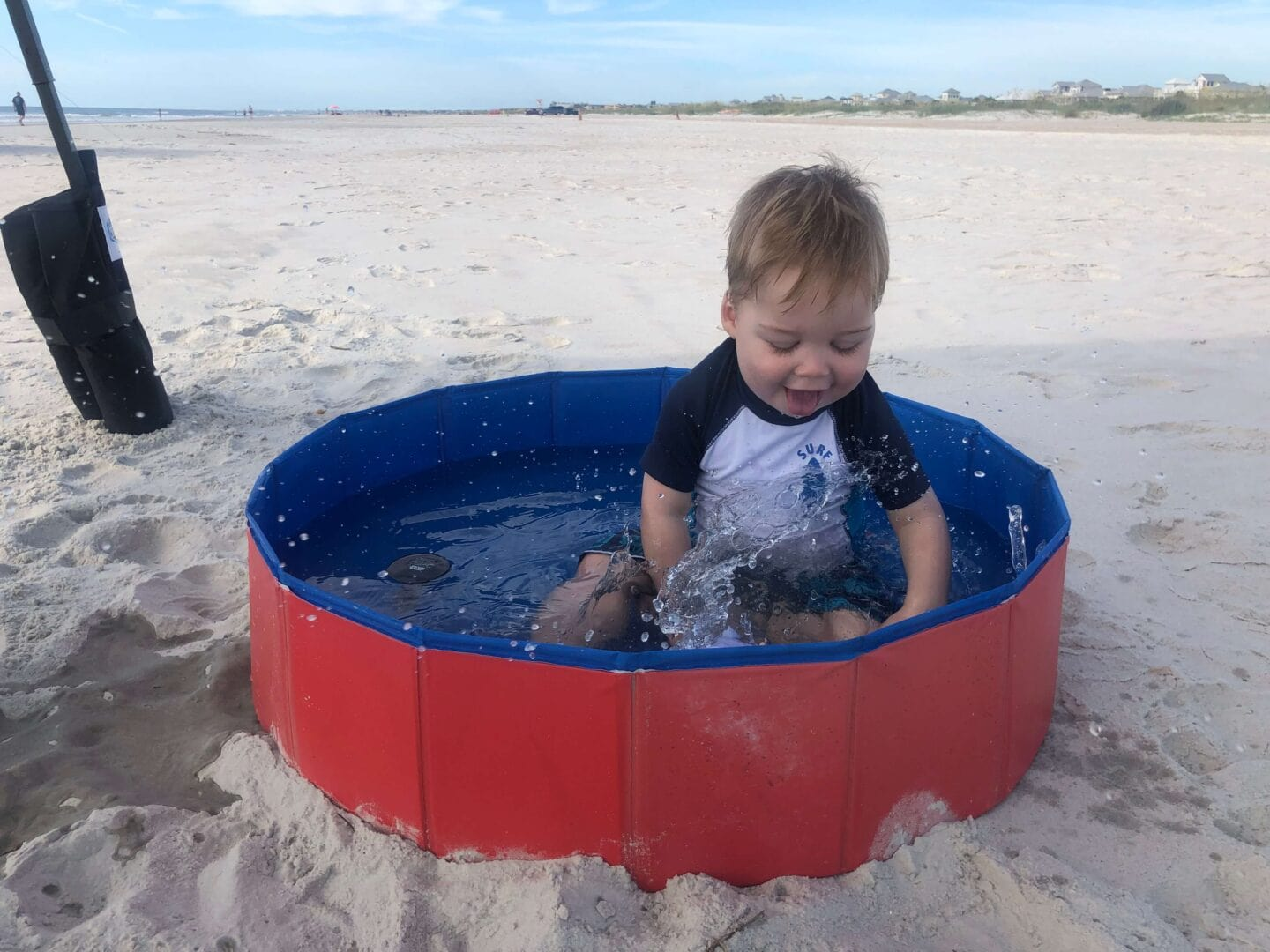The BEST Toddler Pool