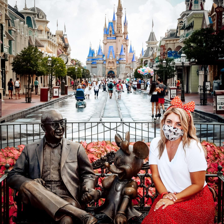 Disney World Reopening Weekend: Magic Kingdom Reopening Day