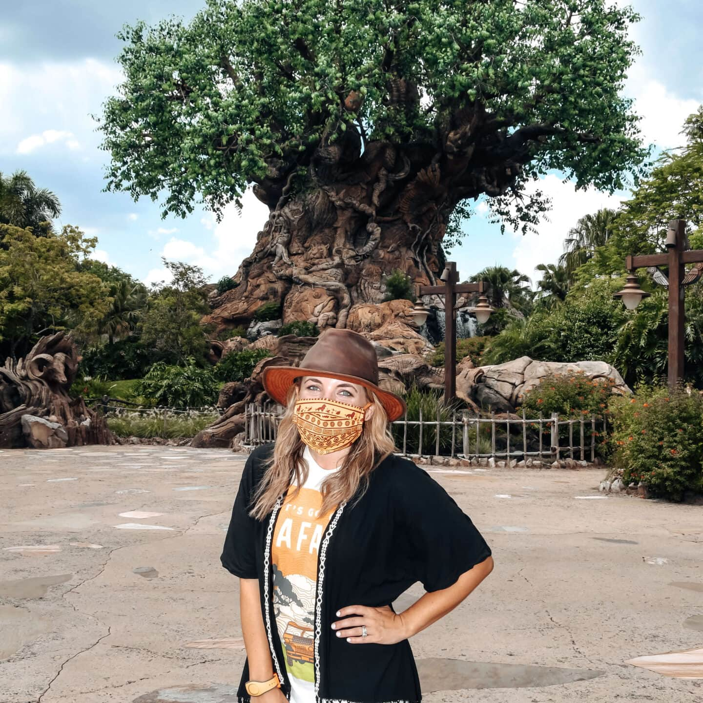 Disney World Reopening Weekend: Animal Kingdom