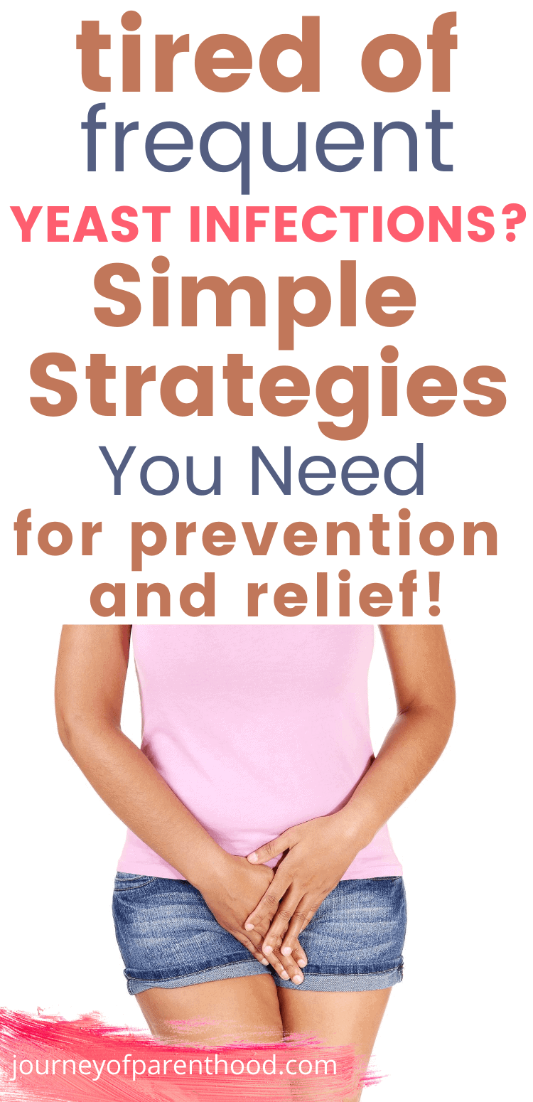 Ways to Prevent Yeast Infections