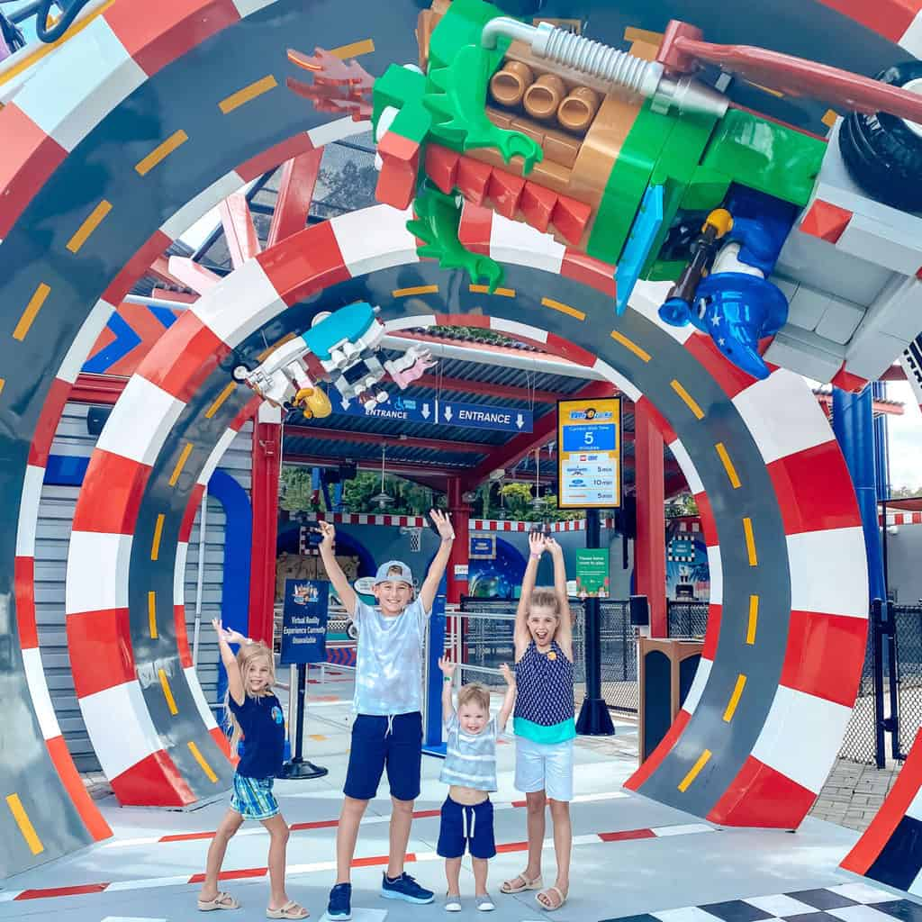 Our First Visit to LEGOLAND Florida – July 2020