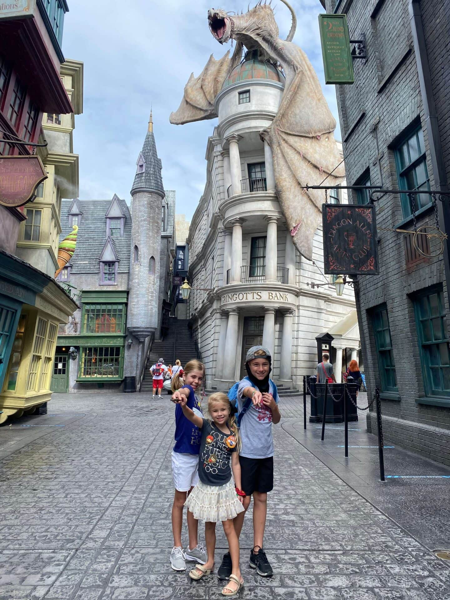 wizarding world of Harry Potter vacation package