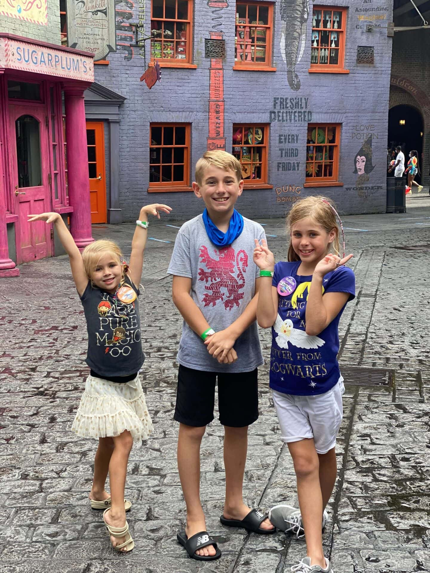 Big Kid Universal Day – July 2020
