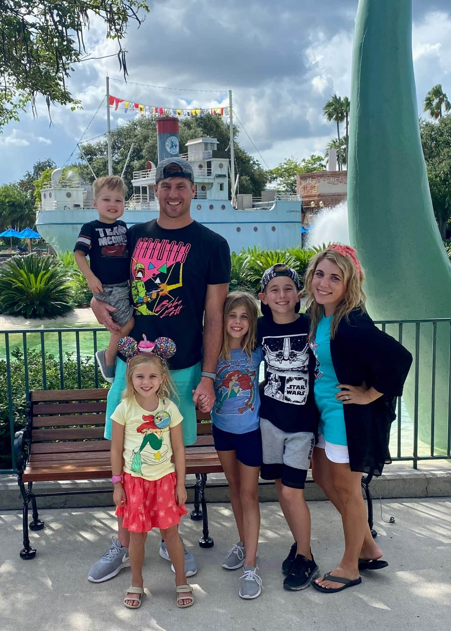 Family Day at Hollywood Studios July 2020