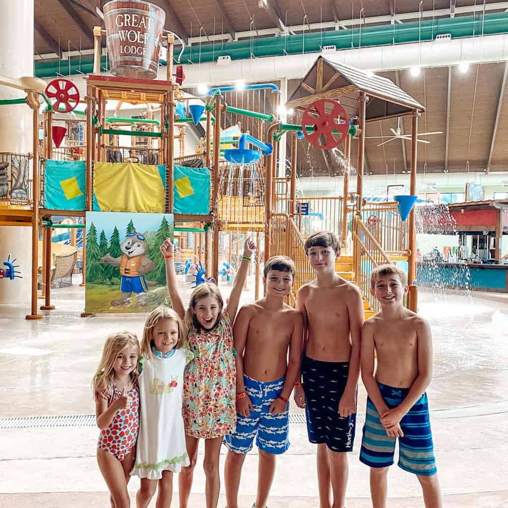 Great Wolf Lodge 2020