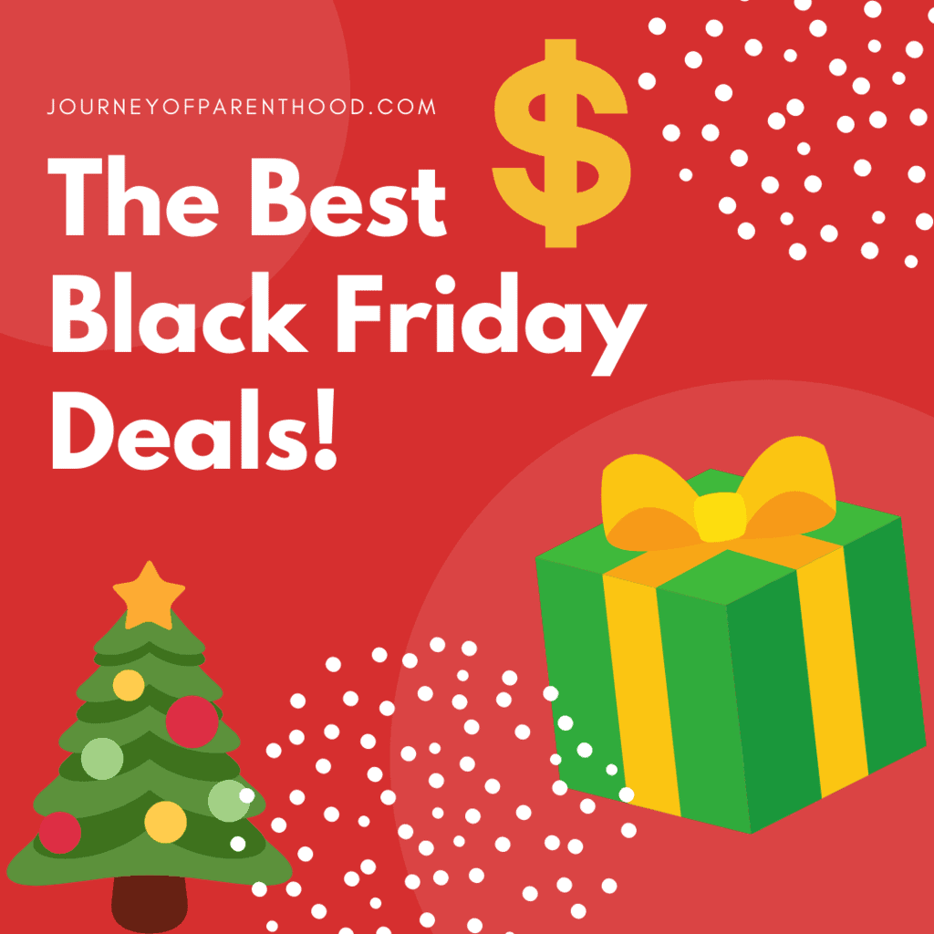 The BEST Black Friday Holiday Deals