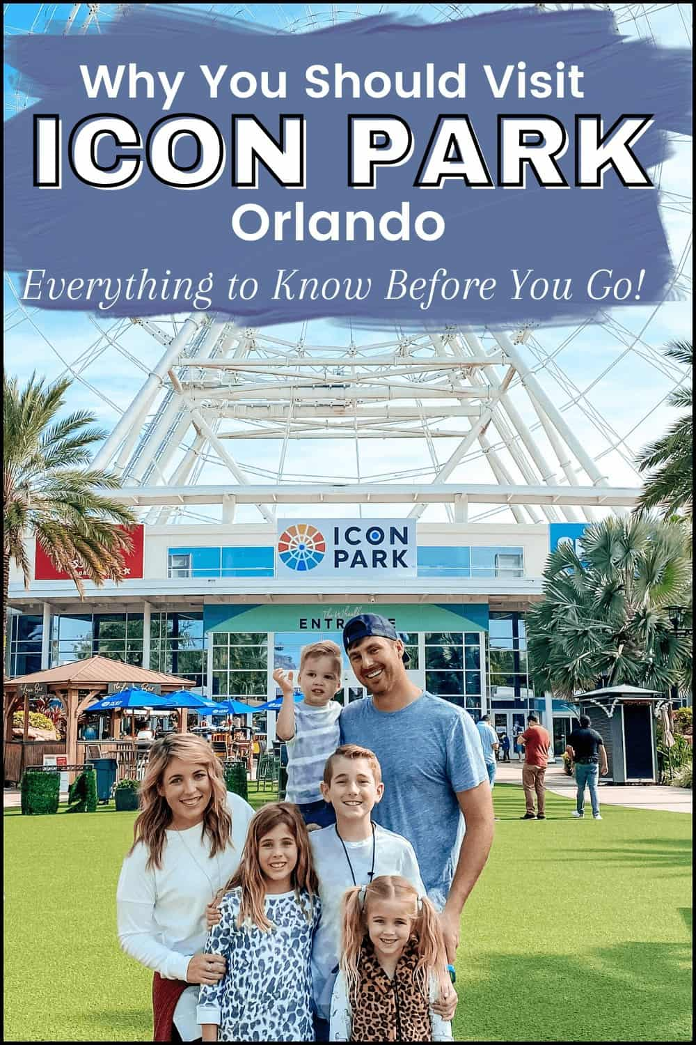 Family Travel Guide: ICON Park Orlando Tips and The Wheel