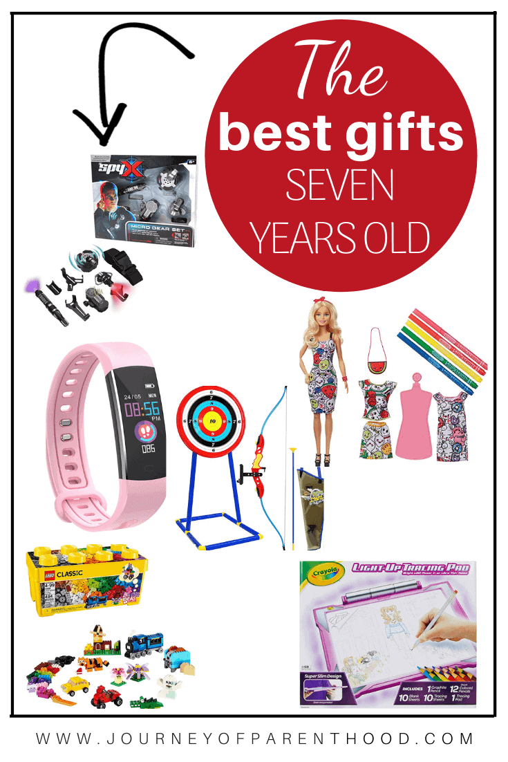7-Year-Old Gift Ideas: Best Gifts for Seven Year Olds