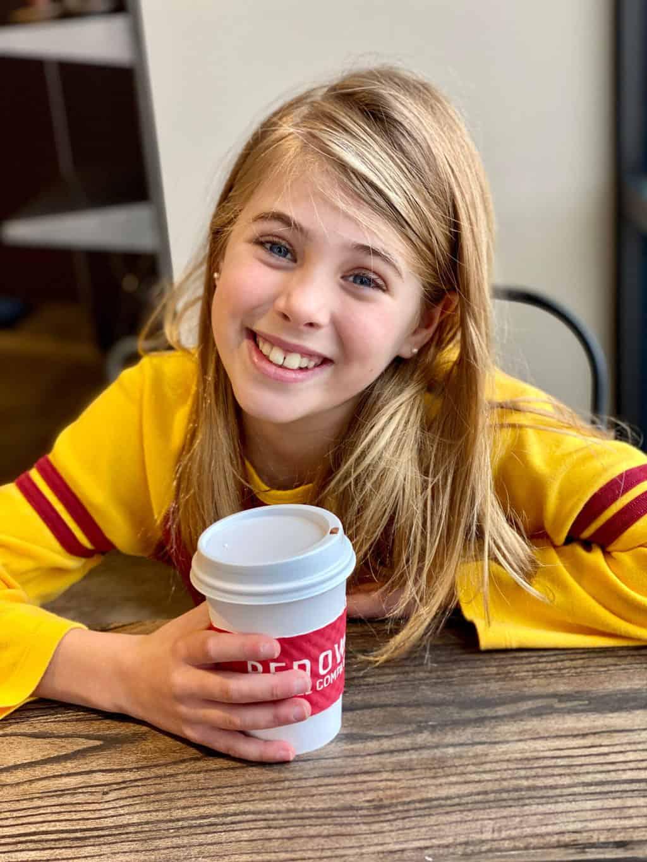 Britt 9 Year Pediatrician Well Visit