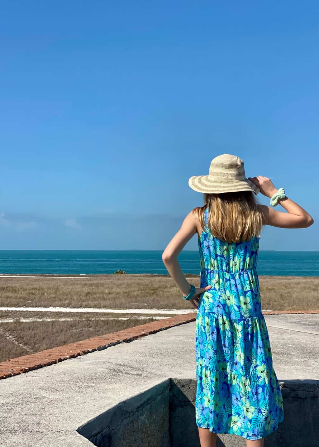 fort Zachary taylor with kids in key west